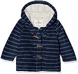 TOM TAILOR für Jungen Jacken & Jackets Gestreifter Dufflecoat Outer Space Blue, 86