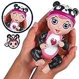 Bandai Tiny Toes Mini-Puppe, interaktiv, 82796