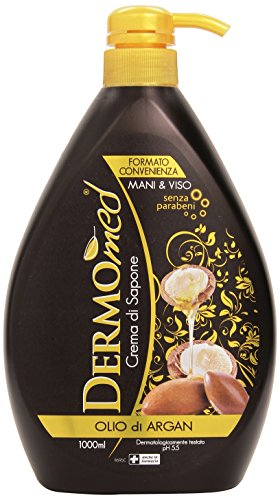 DERMOMED Creme-Seife Arganöl, 1000ml