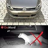 GoMard Auto MARDERSCHUTZ | Mobile Marderschreck-Matte in 200 x 150 cm | für ALLE KFZ geeignet  GETESTETE Marderabwehr