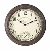 Smart Garden 5060000 – Uhr Bickerton Wall Clock 12