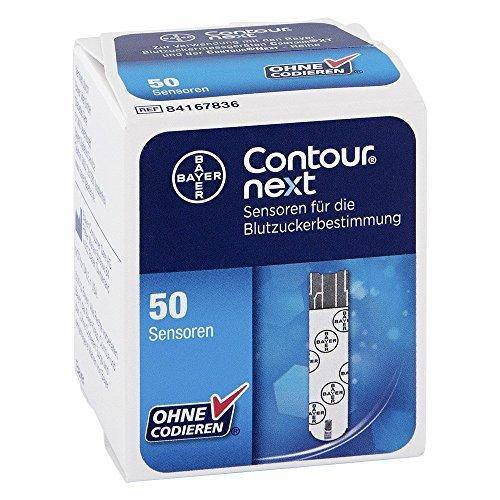 Contour Next Sensoren 50 Stück, 1er Pack (1 x 50 Stück)