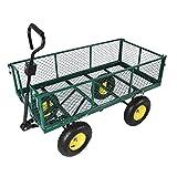 Panana Handwagen 500kg - Transportkarre Gerätewagen Gartenwagen