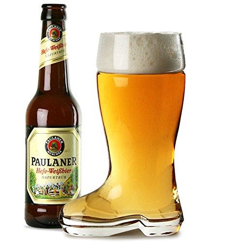 Glas Bier Boot 1 Pint - 0.5 Liter   Bierstiefel, Bier Glas