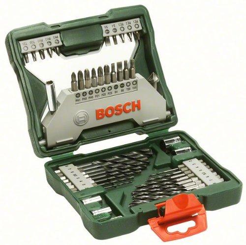 Bosch DIY 43tlg. X-Line Sechskantbohrer- und Schrauber-Set