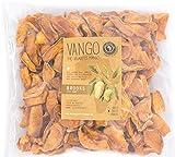 100%Mango getrocknet, Brooks *süß*: OHNE Zucker**OHNE Schwefel FAIR TRADE 100%Natur & unbehandelt *mürb*fruchtig*lecker* v. Kleinbauern aus Afrika, Burkina Faso (500 GR)