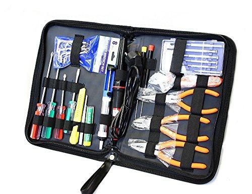 Werkzeug Set Computer PC Service Kit Toolkit Werkzeugtasche 29 tlg ZD902