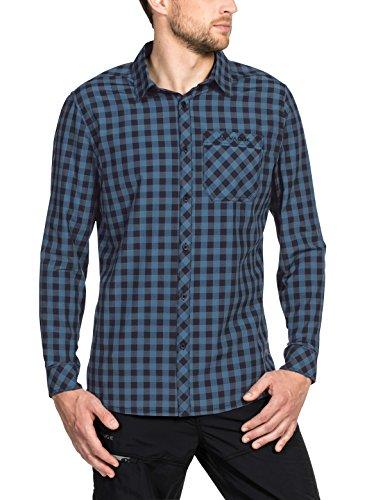VAUDE Herren Heimer Long Sleeve Shirt II Hemd, Eclipse, L