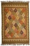 Dandy William Armes Kilim Bazaar Teppich 120 x 180 cm
