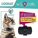 LOCALIZ Lookat GPS-Tracker für Katzen und kleine Hunde