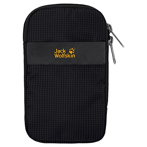 Jack Wolfskin Smartphonehülle SMART PROTECT 5' POUCH, black, One Size, 8002161-6000