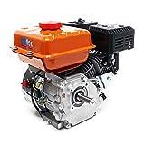 LIFAN 168F-C 20mm Benzinmotor 5,4PS Rüttelplatte Baumaschine Forst Schwerlastmotor