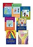 Kombi-Paket: Calwer Geschenkhefte: Kleine Calwer Kinderbibel + 6 Geschenkhefte