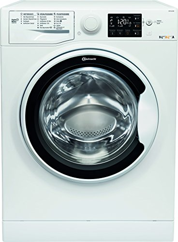 Bauknecht WATK Pure 96G4 DE Waschtrockner/EEK A / 9kg Waschen / 6kg Trocknen / 1400 UpM/Nachlegefunktion / Mengenautomatik/Mehrfachwasserschutz+ / SteamCare Knitterschutzprogramme