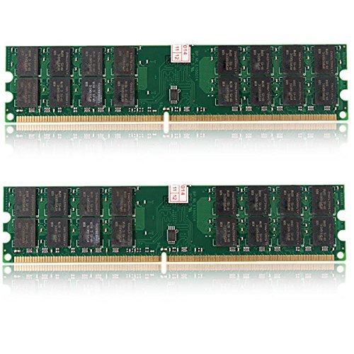 Tutoy 8GB 2X4GB DDR2 800MHz PC2-6400 240 Pins Desktop PC Memory AMD Motherboard Computer Memory