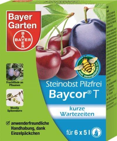 Bayer Garten Steinobst-Pilzfrei Baycor T Pilzbekämpfung, Braun, 30 g
