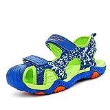 Sandalen Jungen Beach & Pool Sneakers Somme Trekking Schuhe Unisex-Kinder