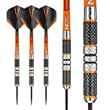 Red Dragon Amberjack 2: 21g Tungsten Darts Set mit Flights und Schäfte