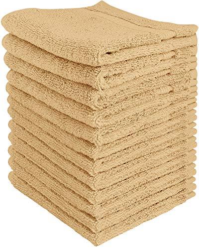 Utopia Towels, Luxus-Waschlappen 33x 33cm, 12erPack