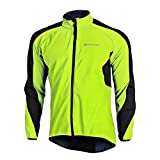 Fitsund Fahrradjacke Herren Funktionsjacke Radjacke Langarm MTB Jacket M-2XL