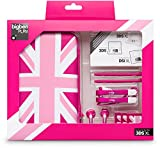 Nintendo 3DS XL / new 3DS XL / 3DS / DSi XL Pack Essential XL - UK Girlie (sortiert)