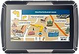 NavGear Motorrad Navigation: TourMate N4, Motorrad-, Kfz- & Outdoor-Navi mit Zentral-Europa (Navis)