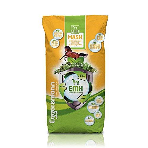 Eggersmann EMH Mash, Futter mit appetitanregender Wirkung, zur Unterstützung der Darmflora, 1-er Pack (1 x 15 kg)