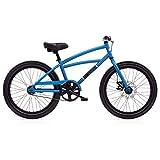 Electra Moto 3I Jungen Fahrrad 20 Zoll Blau 3 Gang Beachcruiser Mountain Bike MTB, 528805