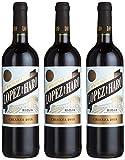 Bodega Classica Hacienda López de Haro Crianza DOCa aus Spanien/Rioja, Jahrgang 2015, 3er Pack (3 x 750 ml)