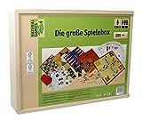 VEDES Großhandel GmbH - Ware Natural Games Holz-Spielesammlung 200 in 1