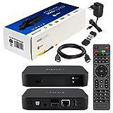 MAG 322 Original Infomir / HB-DIGITAL IPTV SET TOP BOX Multimedia Player Internet TV IP Receiver (HEVC H.256 support) Nachfolger von MAG 254 + Nano WLAN WiFi USB Stick von HB-Digital + HB Digital HDMI Kabel