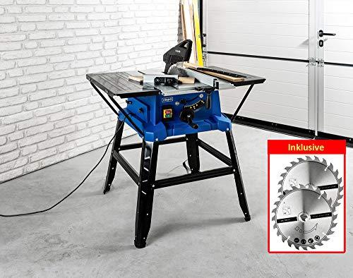 Scheppach Tischkreissäge 2000W HS250L