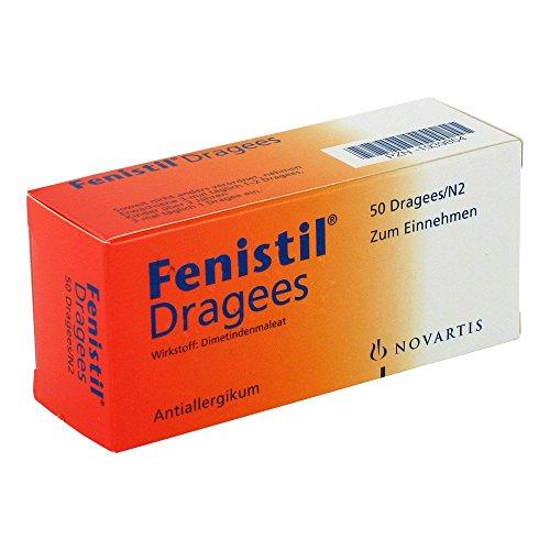 Fenistil Dragees, 50 St.
