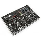 Skytec 1729856-Kanal Mixer mit Effekten, SD / USB / MP3 / Bluetooth