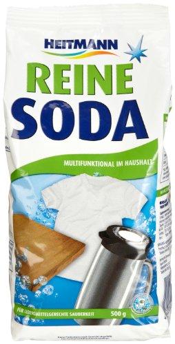 Heitmann Reine Soda, 4er Pack (4 x 500 g)