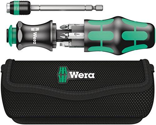 Wera Kraftform Kompakt 20 mit Tasche, 7-teilig, 05051021001