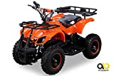Kinder Elektro Miniquad Torino 800 Watt (Orange)