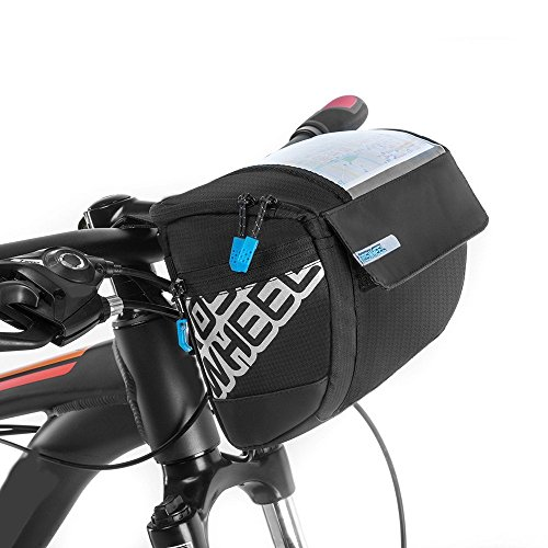 Docooler 3L Bike Pauschale/Fahrrad Lenkertasche, Multifunktion Touch screen Bike Lenker taschen, 20 * 10.5 * 16cm
