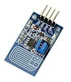 Capacitive Touch Dimmer PWM Control Panel Dimmer Switch Module for Arduino Raspberry Pi