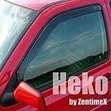 HEKO Z902009 Windabweiser Regenabweiser für CADDY 04- für VORNE
