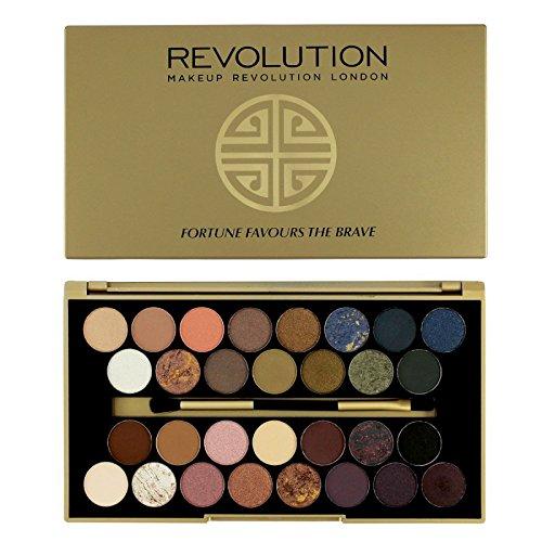 Makeup Revolution Palette-Lidschatten-Fortune Favours The Brave, 16 g