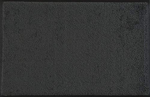 Wash&Dry Fußmatte Dunkelgrau 60x90 cm