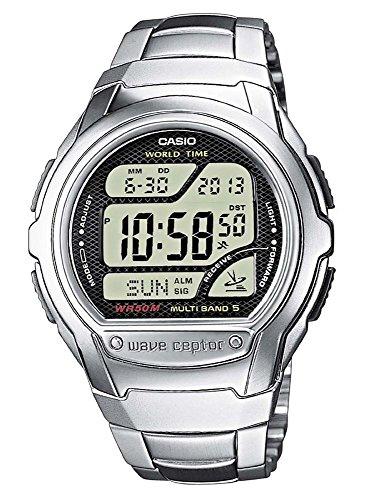 Casio Wave Ceptor Herren-Armbanduhr WV 58DU 1AVES