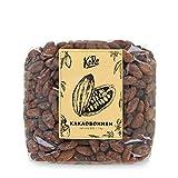 Bio Kakaobohnen  Ungeröstet Ohne Zusätze  Aus Kontrolliert Biologischem Anbau  1 kg Packung  KoRo