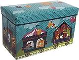 Bieco 04000564 - Stauboxen und Sitzbanken