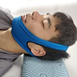 Anti-Schnarch-Kinnriemen, Komfortable Natürliche Schnarchlösung Und Anti-Schnarch-Geräte, Schlafapnoe-Linderung, Erholsamen Schlaf Für Frauen Und Männer
