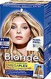 Blonde Aufheller F1 Balayage Stufe 3, 3er Pack (3 x 105 ml)