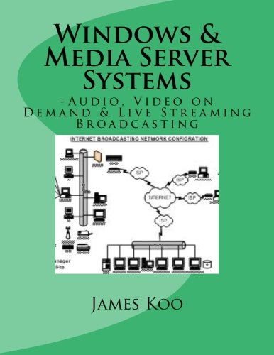 Windows & Media Server Systems: - Audio, Video on Demand & Live Streaming Broadcasting