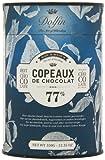 Dolfin Copeaux de Chocolat 77%, Trinkschokolade-Flocken 77%