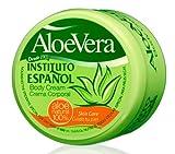 SPANISH INSTITUTE ALOE VERA CREAM JAR 400ML